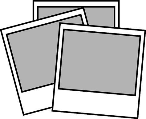 Photo Clipart Polaroid Pictures Album 183 Free Vector Graphic On Pixabay