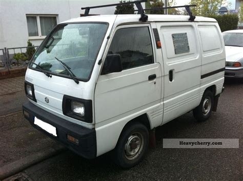 suzuki box truck box type delivery van van or truck up to 7 5t commercial
