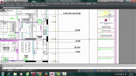 layout in autocad 2015 print in layout autocad 2015 youtube