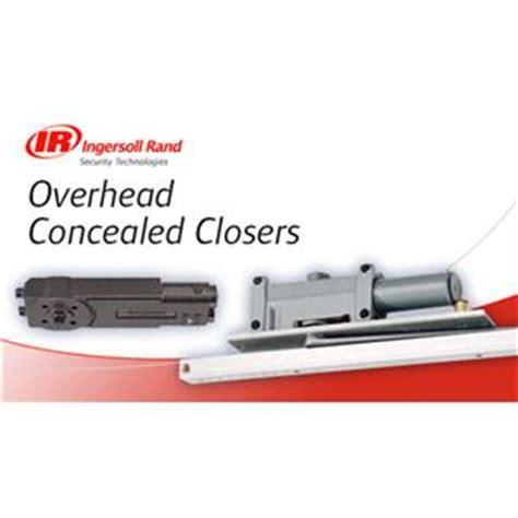 Concealed Overhead Door Closers Overhead Concealed Door Closers Lcn Door Closers