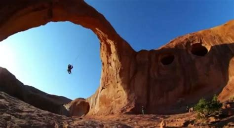 largest swing utah man 22 killed while attempting to rope swing off
