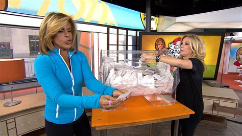 Klg And Hoda Giveaway - klg and hoda give special prize to 5 fans today com