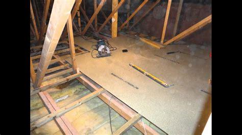 edinburgh fife attic loft conversions youtube