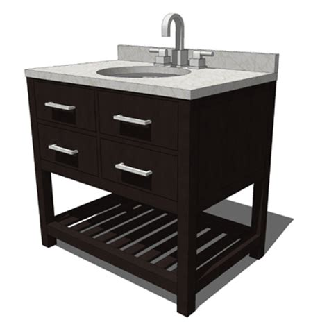Vanity Washstand by Hutton Washstand And Vanity 3d Model Formfonts 3d Models