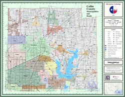 Collin County Records Search Map Of Collin County My