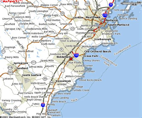 show me a map of maine visit the office of j russo esq