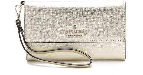 kate spade cedar street iphone 6 6s case wristlet in kate spade cedar street iphone 6 6s case wristlet in