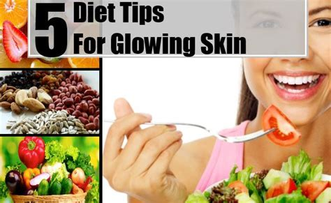 Useful Tips On Dieting by Useful Diet Tips For Glowing Skin How To Get Glowing