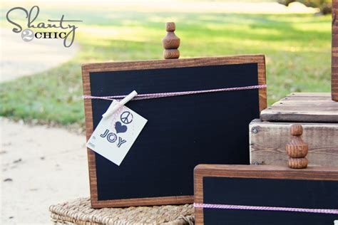 chalkboard diy gifts diy gift 5 chalkboard shanty 2 chic