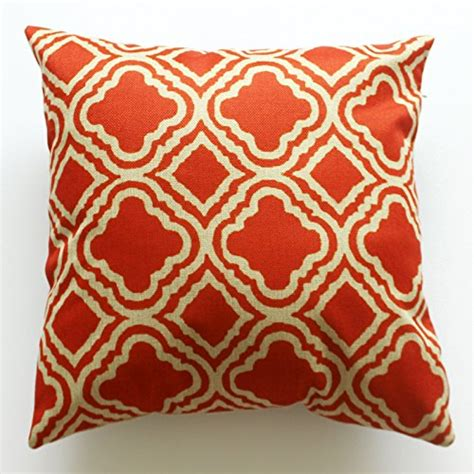 sewing pattern for 18 x 18 pillow lydealife cotton 18 x 18 inch decorative throw pillow