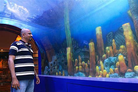 aquarium design mumbai mumbai gets its aquarium back but don t expect a world