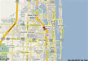 map of west palm florida map of garden inn west palm airport west