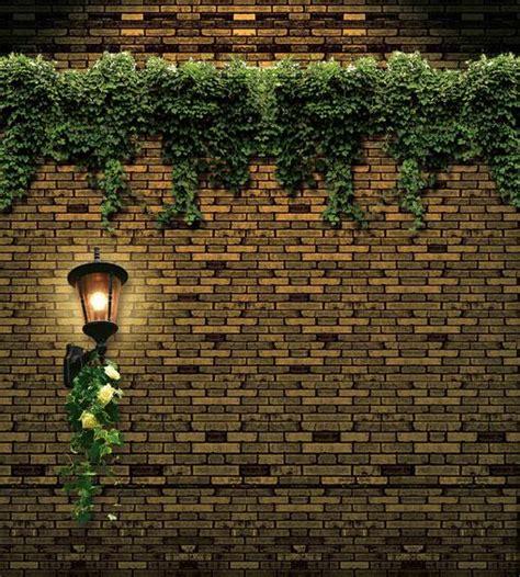 Background Studio Abstrak 2 5 X 3m Kode Mt 04 2017 5x7ft garden brick wall retro vinyl backdrops