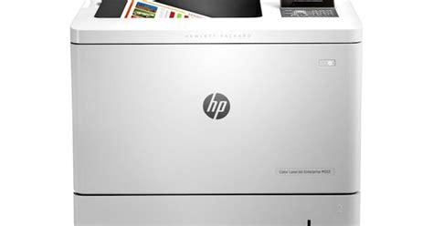 HP Color LaserJet Enterprise M552dn im Test   com! professional