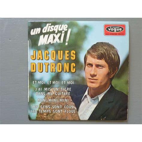 jacques dutronc et moi et moi et moi et moi 3 by jacques dutronc ep with bolito