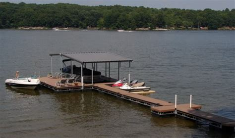 how to build a boat dock on a lake how to build a boat dock diy and repair guides