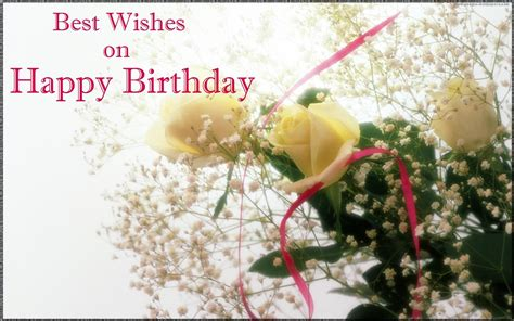 Best Happy Birthday Wishes For Birthday Hd Wishes Photos Sweet Birthday Greetings