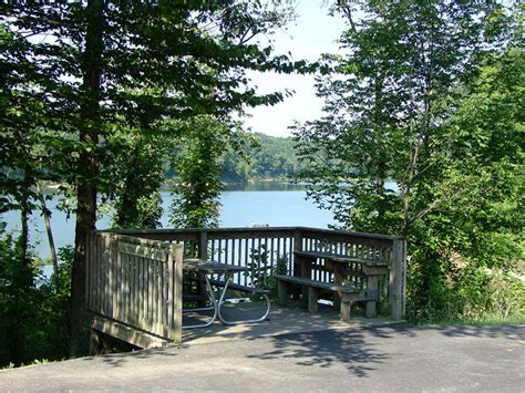 Paint Creek Cabins by Paint Creek State Park