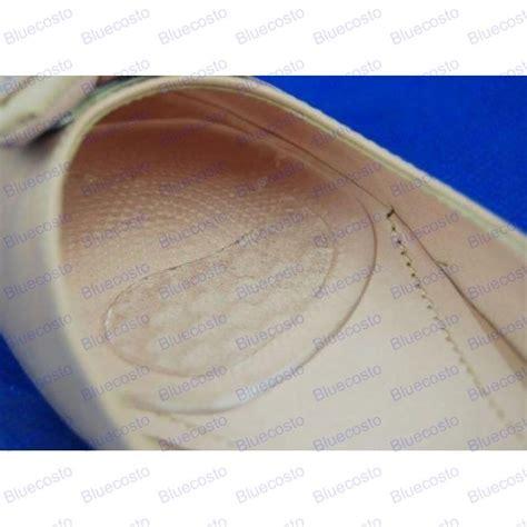 2 pairs cushion insoles anti slip shoe pads inserts