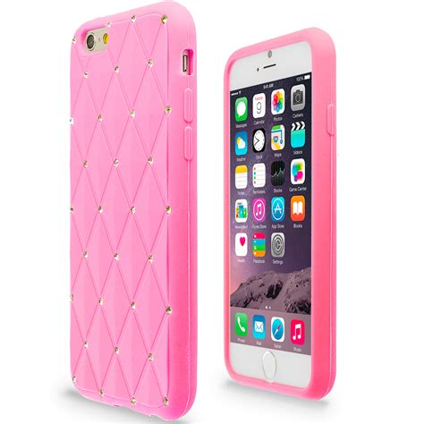 Iphone 7 Softcase Merak Bling For Apple Iphone 6 4 7 Bling Rhinestone Silicone