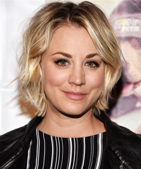 penny had a hair cut kaley cuoco gets new tattoo shares photo on instagram