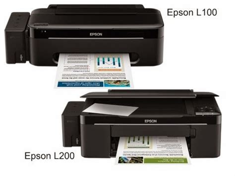 Toner Epson L100 idpedia printer epson l100 dan l200