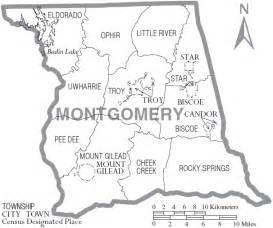 montgomery county carolina history genealogy