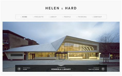 Architectural Design Websites | architecture html inspiration html css web design