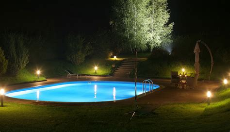 landscape lighting near pool the luxurious landscape lighting ideas around pool home design ideas