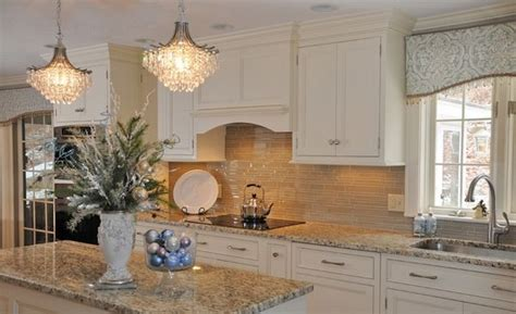 glass tile backsplash new venetian gold granite white