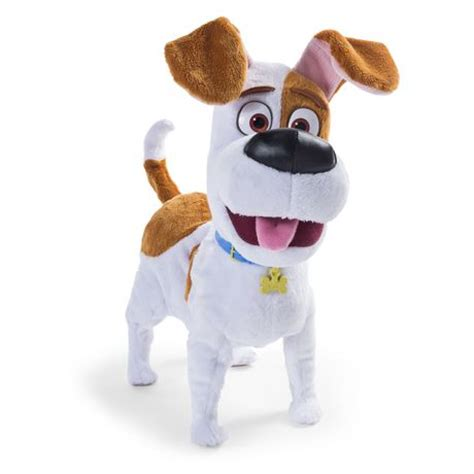 The Secret Lives Of Pies the secret of pets best friend max plush