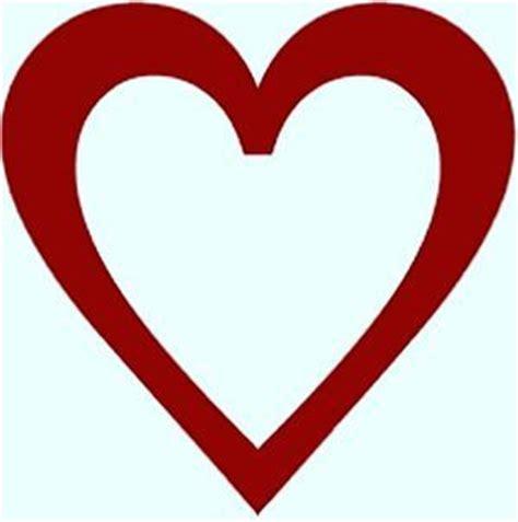 imagenes bonitas para dibujar de corazones imagenes de amor para pintar imprimir dibujar y calcar gratis