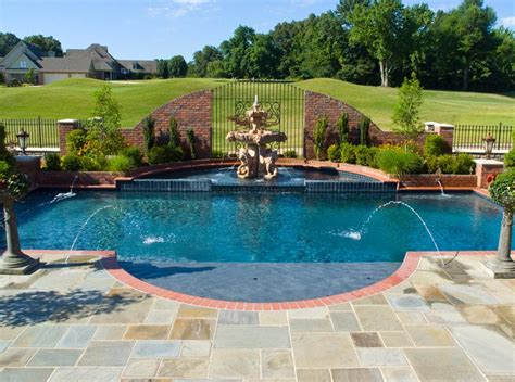Deck Jets For Swimming Pools by Swimming Pool Deck Jets Backyard Design Ideas