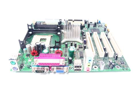 intel desktop board d845glad matx pc mainboard sockel