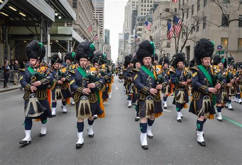 parade nyc st day parade st patricks day paradenyc st day 点力图库