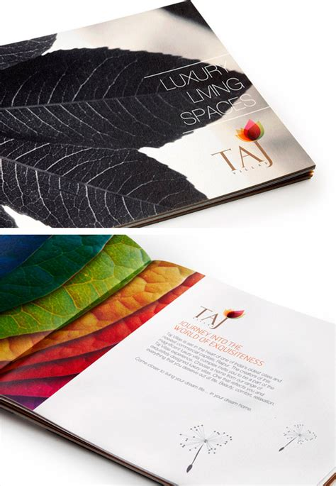 leaflet design inspiration 2015 30 unique and beautiful exles of brochure design