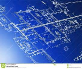 Blue Prints For Homes by Architectural Blueprints Stock Images Image 20087124