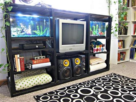 Entertainment Center Ideas Diy by Diy Pallet Entertainment Center Pallets Designs