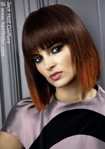 bob hairstyle with ambry ombre bob ombre and bobs on pinterest
