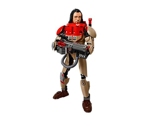 Lego Starwars Buildable Figures 75525 Baze Malbus baze malbus 75525 wars lego shop