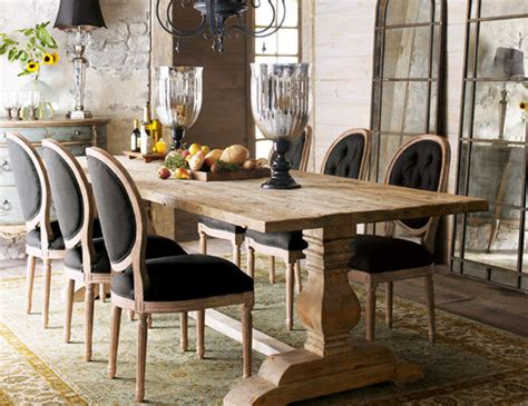 Farmhouse Dining Table And Chairs Best 25 Farmhouse Table Decor Ideas On Pinterest Foyer Table Decor Rustic Dining Room Tables