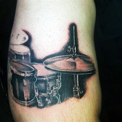 musical instruments tattoo designs collection of 25 band instrument