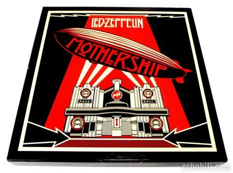 echo audio atlantic records led zeppelin mothership