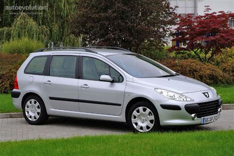Living Room Definition peugeot 307 break 2005 2006 2007 2008 autoevolution