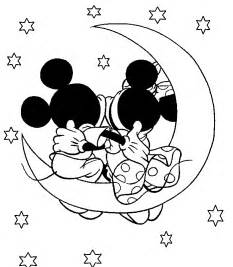 mickey mouse and minnie mouse coloring pages az coloring