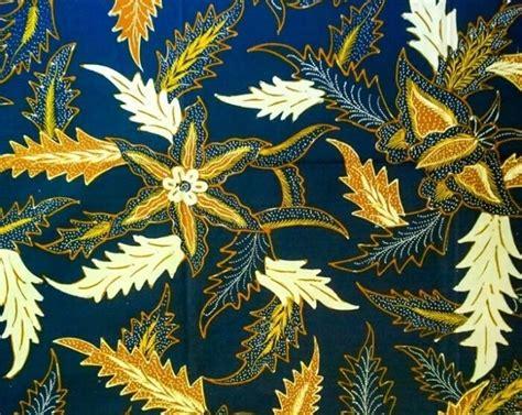 desain gambar flora 15 contoh ragam hias flora pada batik lukisan ukiran dan
