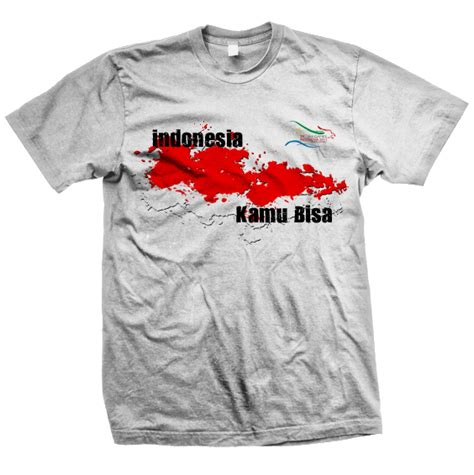 design t shirt online indonesia t shirts sea games 2011 quot indonesia kamu bisa