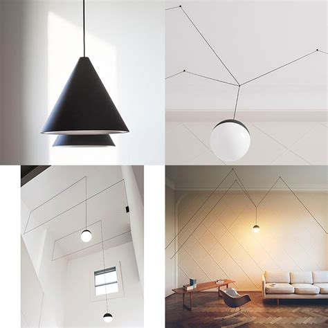 Bathroom Floor Coverings Ideas by Designapplause String Light Michael Anastassiades