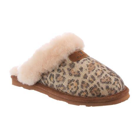 bearpaw loki 2 slippers bearpaw loki ii 2 s sheepskin slippers all