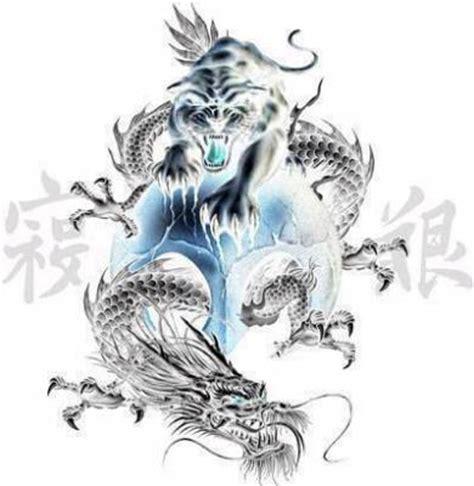 tattoo dragon et tigre tigre et dragon 3 viens dans ce blog si tu veut rire et
